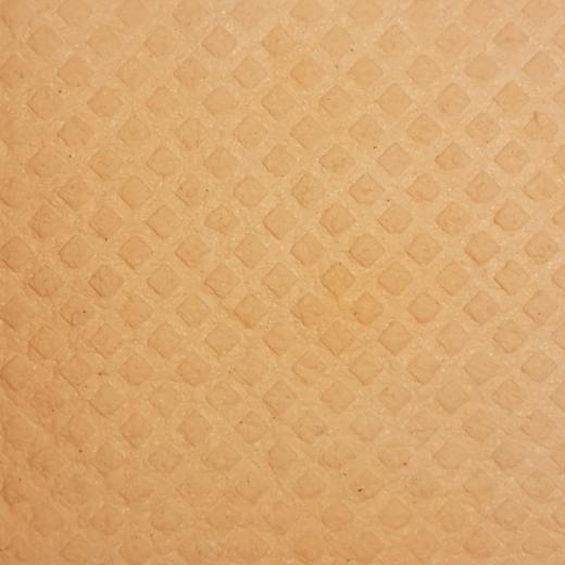 Schwammtuch trocken 171x200mm 1x Stück -Mango-Orange-