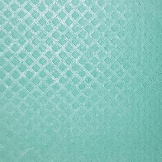 Schwammtuch trocken 210x220mm 1x Stück -Mintgrün-