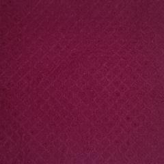 Schwammtuch trocken 171x200mm 1x Stück -Brombeer-Rot-