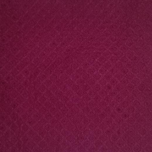 Sponge cloth dry 171x200mm 1x piece -Blackberry Red-