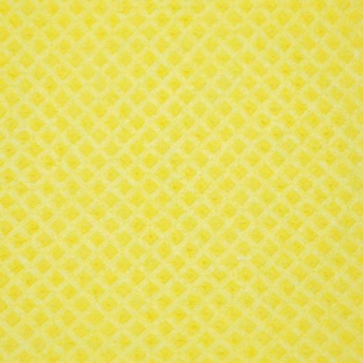 Schwammtuch trocken 171x200mm 1x Stück -gelb-
